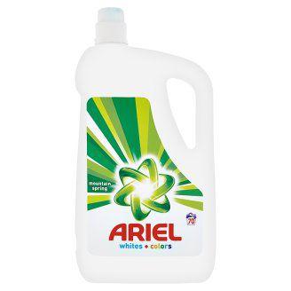 Ariel gel na praní Mountain spring 70PD (4,55l)