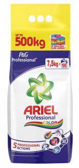 Ariel prášek na praní Color Profesional 100PD
