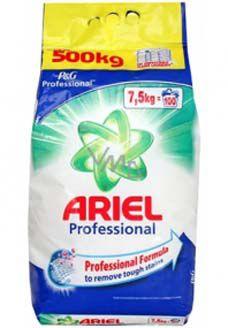 Ariel prášek na praní Regular Profesional 100PD