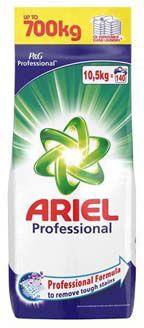 Ariel prášek na praní Regular Profesional 140PD