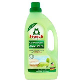 Frosch EKO prací přípravek s aloe vera 1,5l