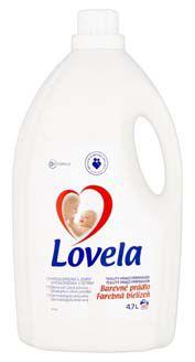 Lovela gel na praní Color 50PD