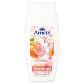 Ameté sprchový gel Cream Almond250ml