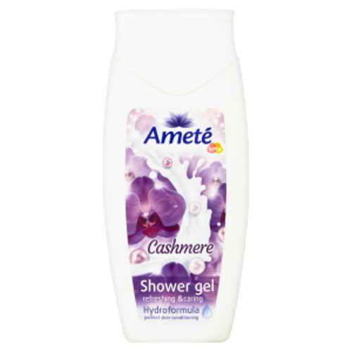 Ameté sprchový gel Cream Cashmere250ml