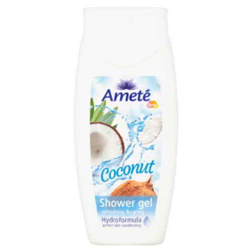 Ameté sprchový gel Cream Coco250ml
