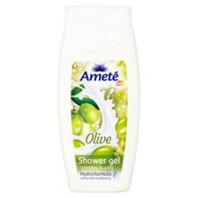 Ameté sprchový gel Cream Olive250ml