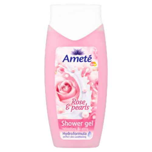 Ameté sprchový gel Rose&Pearls250ml