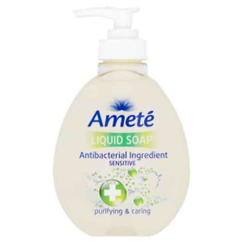 Ameté tekuté mýdlo Sensitivea antibacterial 300ml