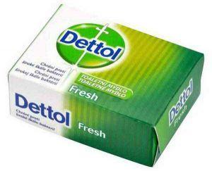 Dettol tuhé mýdlo antibakteriální Fresh 100g