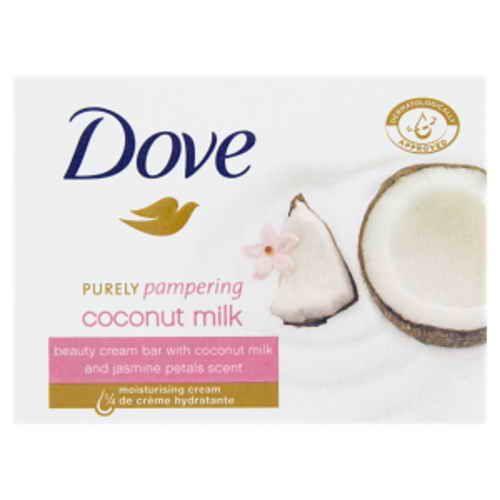 Dove tuhé mýdlo Kokos 100g