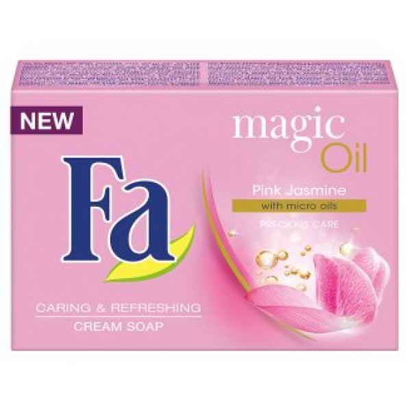 Fa tuhé mýdlo Pink Jasmine 90g