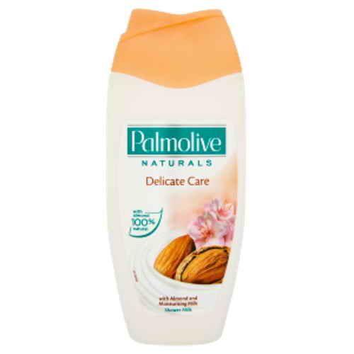 Palmolive sprchový gel Natur almond-milk 250ml (W)