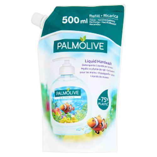 Palmolive tekuté mýdlo náhradní náplň Aquarium 500ml