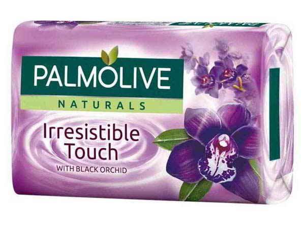 Palmolive tuhé mýdlo Black orchid 90g