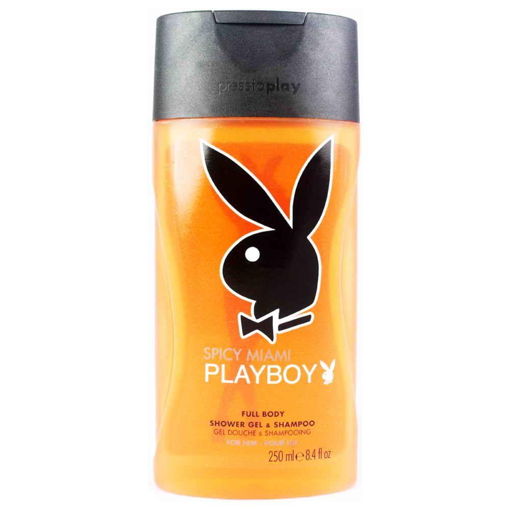 Playboy sprchový gel Miami 250ml