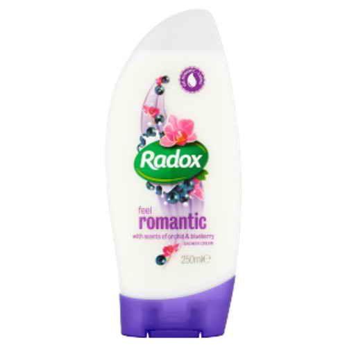 Radox sprchový gel Romantic250ml