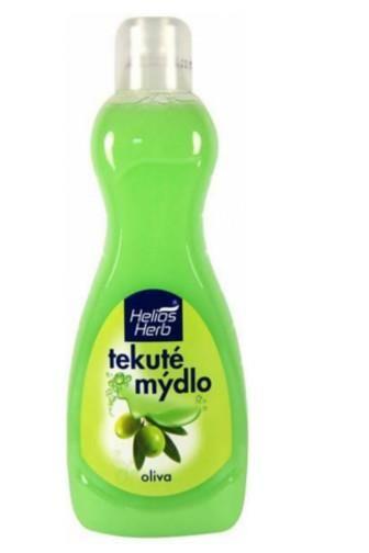 Sirios herb tekuté mýdlo Oliva 1000ml