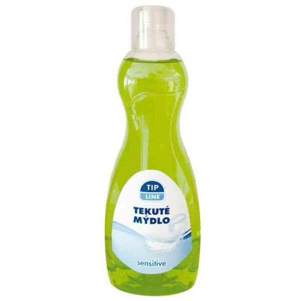 Tip Line tekuté mýdlo Sensitive 1000ml