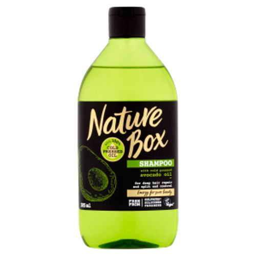 Nature Box šampon Avocado 385ml