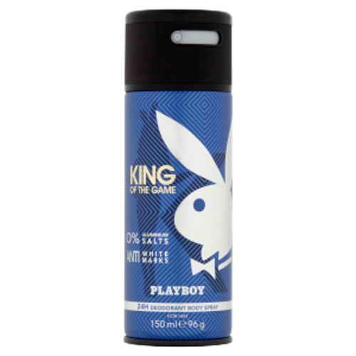Playboy deo spray King of the Game 150ml (M)