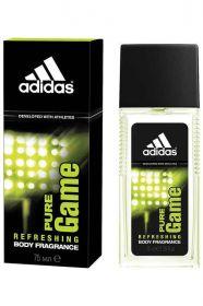 Adidas Pure Game deodorant deodorant natural spray 75ml (M)