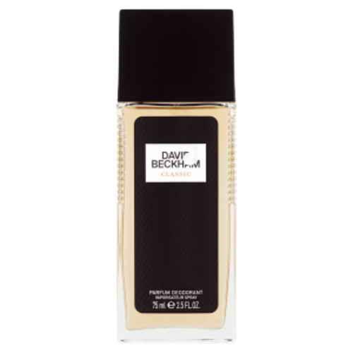 David Beckham Classic dezodorant deospray 75ml (M)