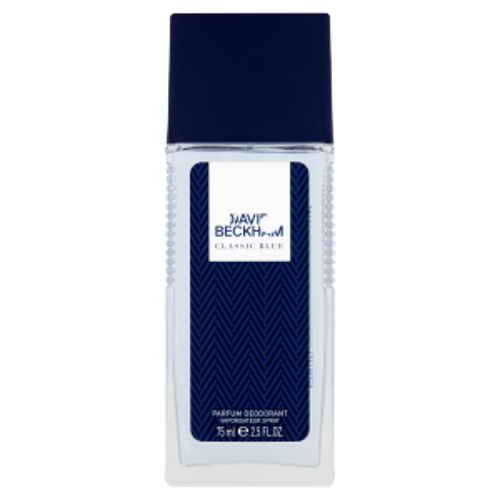 David Beckham deo Classic Blue spray 75ml (M)