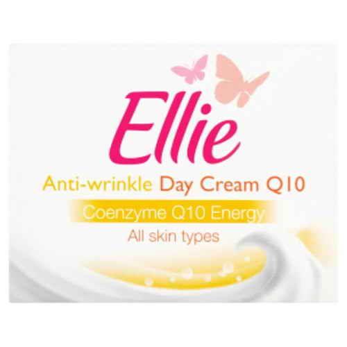 Ellie Denní krém proti vráskám Q10 50ml