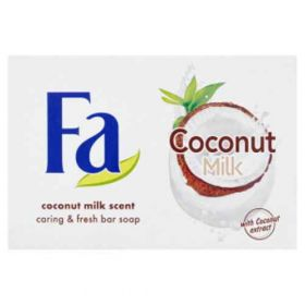 Fa tuhé mýdlo Coconut 90g