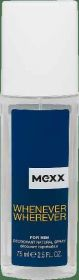 Mexx deodorant natural spray Whenever 75ml (M)