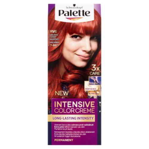 Schwarzkopf Palette Inten. Color Creme 7-887 (RV6) šarlatově červená