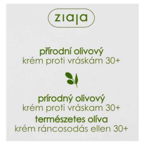 Ziaja pleťový krém proti vráskám 30+ Přírodní oliva 50ml