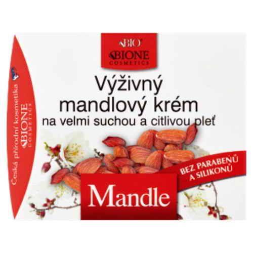 BC Bione Cosmetics Mandle výživný noční mandlový krém 51ml