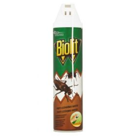 Biolit Extra sprej proti lezoucímu hmyzu s aplikátorem 400ml
