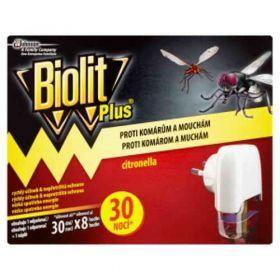 Biolit Plus  elektrický odpařovač 31ml (30nocí)