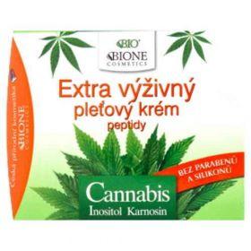 Bione Cosemtics Cannabis extra výživný pleťový krém 51ml