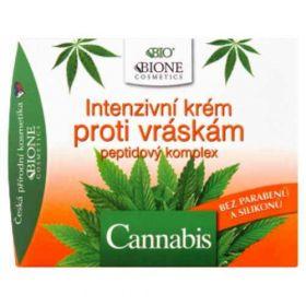 Bione Cosmetics Cannabis intenzivní krém proti vráskám 51ml