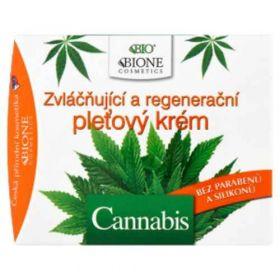 Bione Cosmetics Cannabis zvláčňující a regenerační krém 51ml