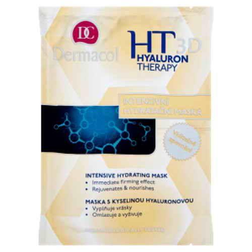 Dermacol Hyaluron Therapy 3D intenzivní hydratační maska 2x 8g