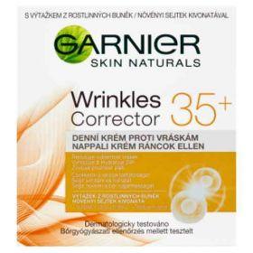 Garnier Skin Naturals Wrinkle Corrector 35+ denní krém proti vráskám 50ml