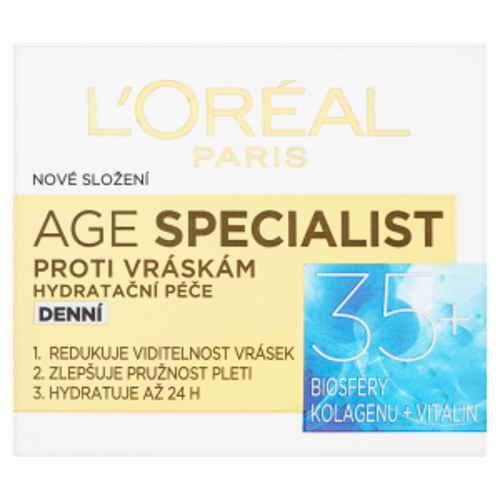 Loréal Paris Age Specialist 35+ hydratační denní krém proti vráskám 50ml