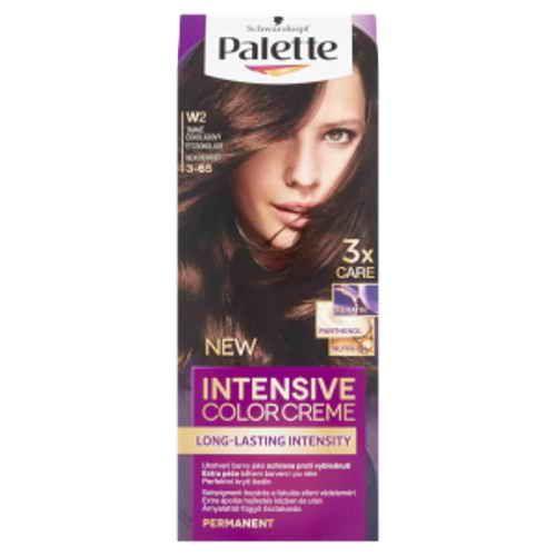 Schwarzkopf Palette Inten. Color Creme 3-65 (W2) tmavě čokoládová