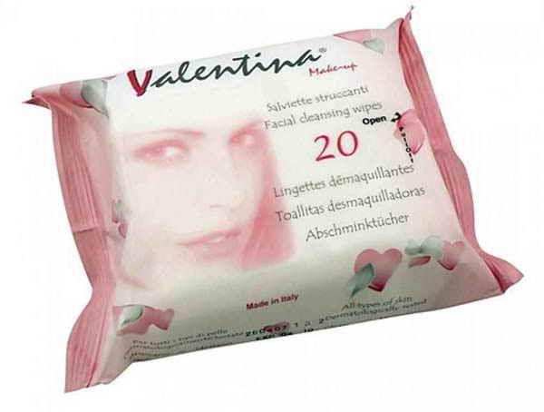 Valentina odličovací ubrousky 20ks