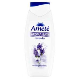 Ameté pěna do koupele Lavender 500ml