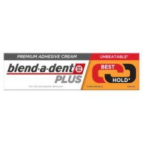 Blend-a-dent Plus Duo kraft fixační krém na zubní náhrady 40g