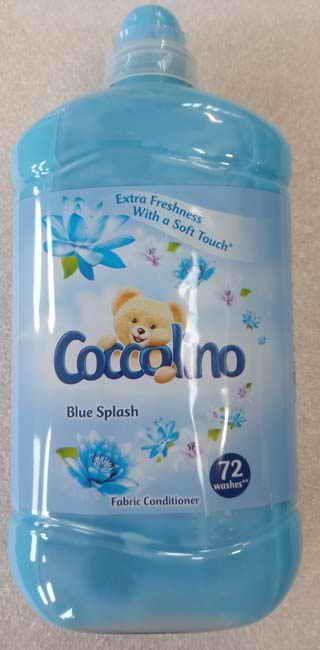 Coccolino aviváž Blue Splash72PD