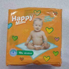 Happy Mimi přebalovací podložky pro děti 10ks