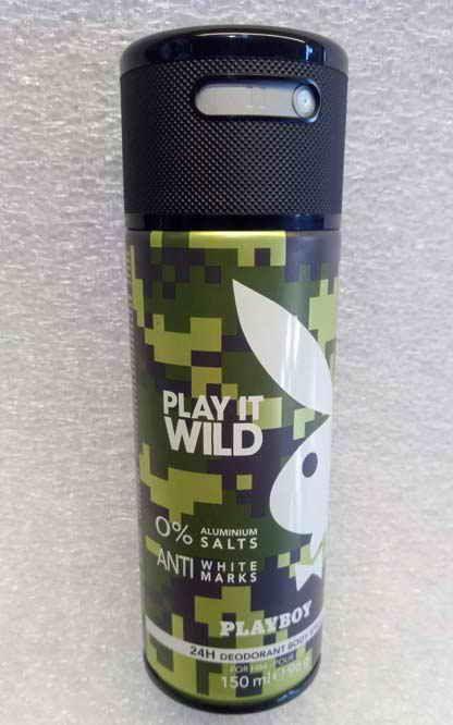 Playboy tělový deodorant Play It Wild 150ml