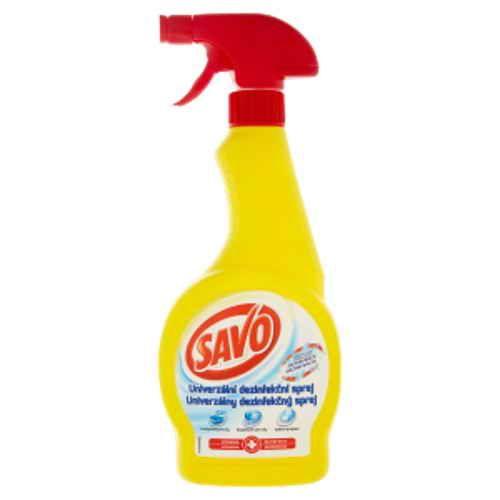 Savo Universal dezinfekční sprej 500ml