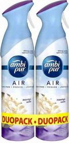 AmbiPur osvěžovač vzduchu spray Moonlight Vanilla 2x 300ml